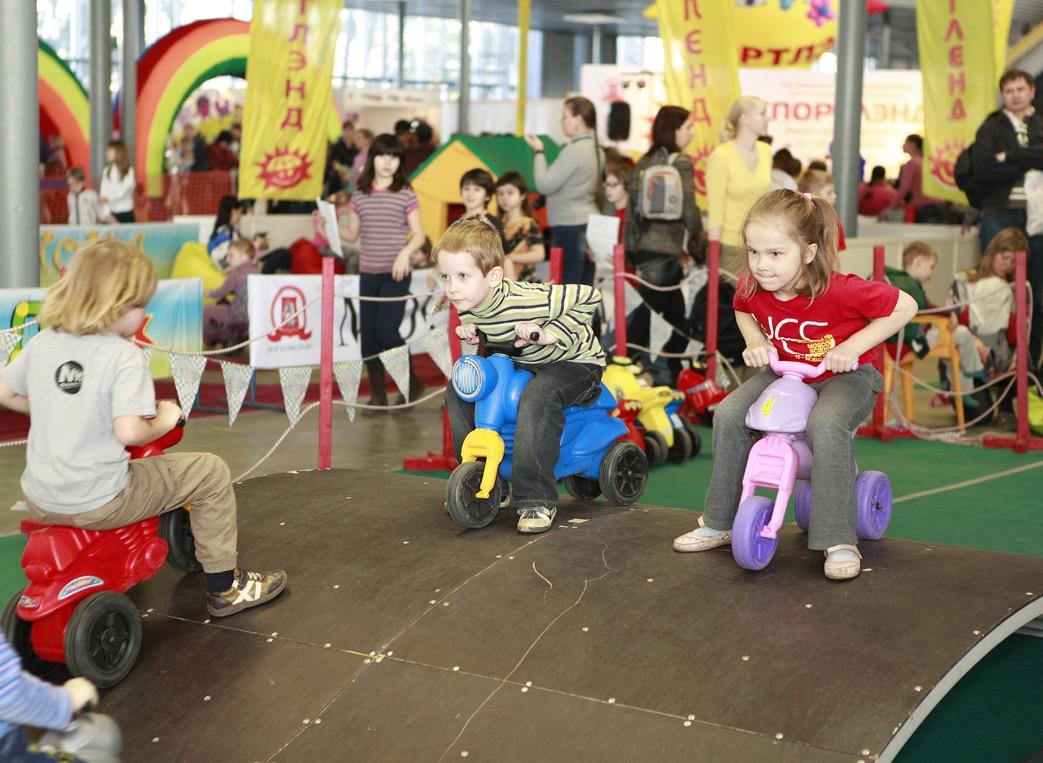 ВСВАО откроется интерактивная выставка детского досуга